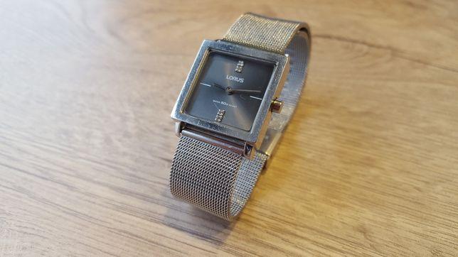 Lorus - elegancki zegarek damski