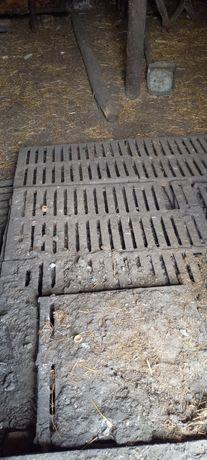 Металеві решітки на доріжку або під свині довжина 60 см. на 40 на 1 см