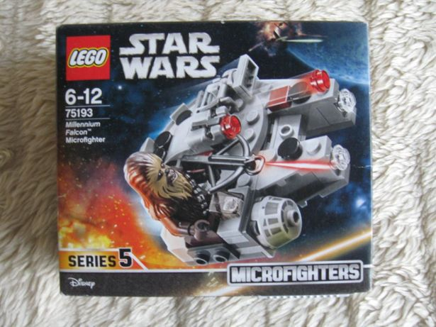 LEGO 75193 Star Wars Sokół Millennium klocki Nowe