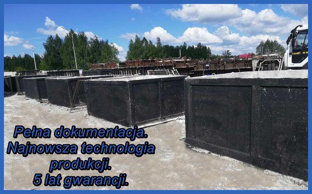Zbiornik Betonowy 10m3 Gnojówka Gnojowica deszczówka szambo