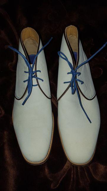 Sprzedam skórzane buty Tommy Hilfiger w rozmiarze 43