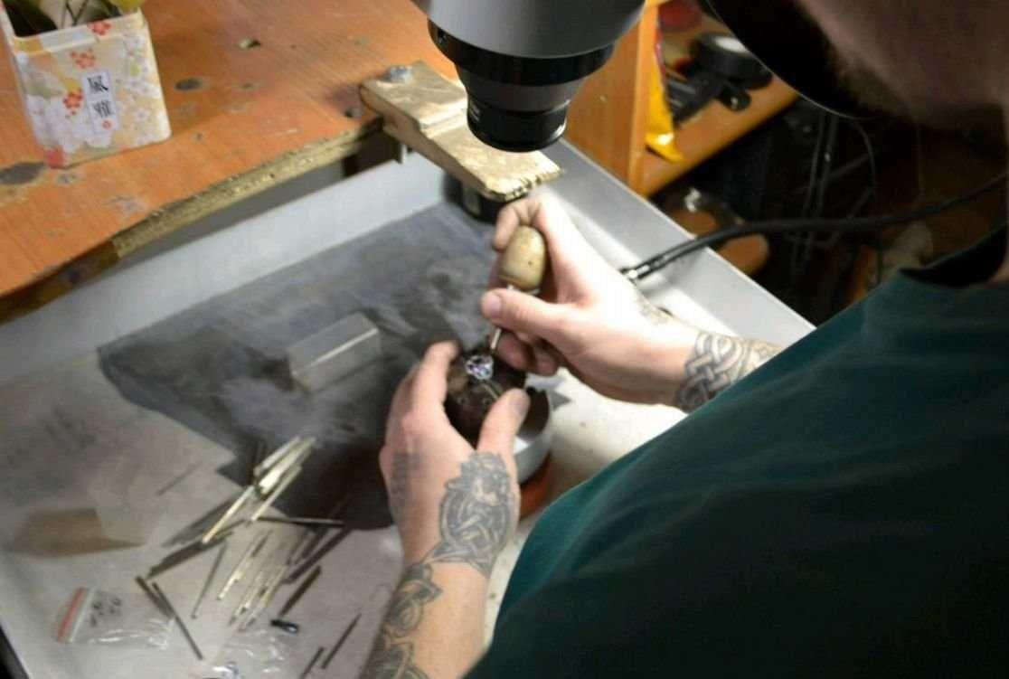Ювелир, ремонт ювелирных изделий