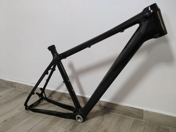 Quadro carbono Btt bicicleta roda 29 Novo