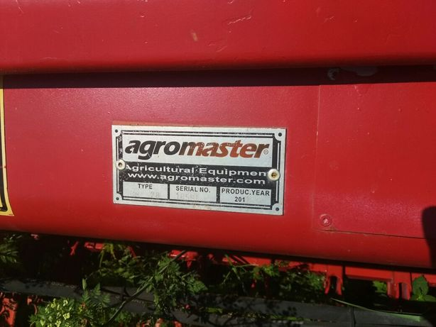 Сеялка зерновая Agromaster