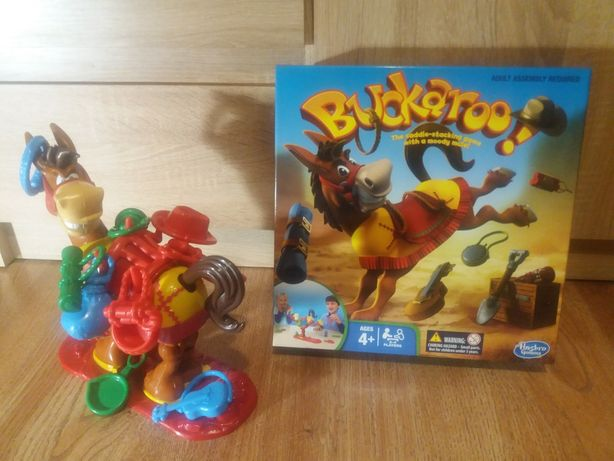 Gra zręcznościowa Buckaroo