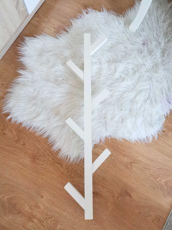 IKEA TJUSIG wieszak na ubrania Biały 78 cm