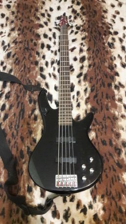 Бас-гитара Ibanez GSR205 BLACK
