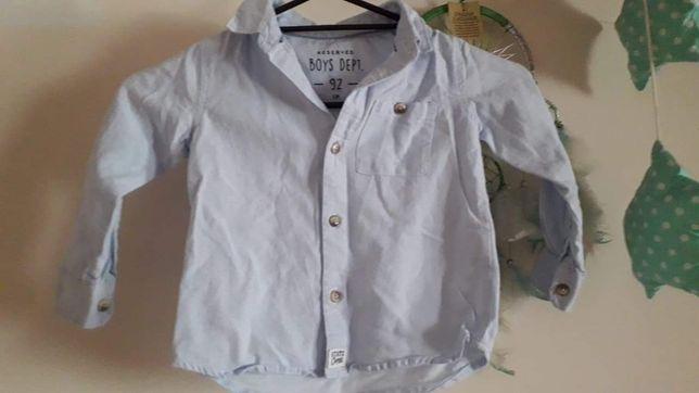 Zestaw dwie koszule dla chłopca Reserved Cocodrillo