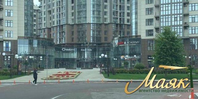Продажа помещения, красной линии с арендаторами ЖК Новопечерские Липки