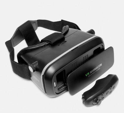 3D VR очки Shinecon + пульт в подарок !!!