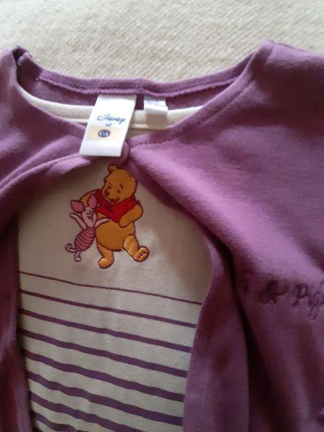 Camisola Disney para criança de 2 anos