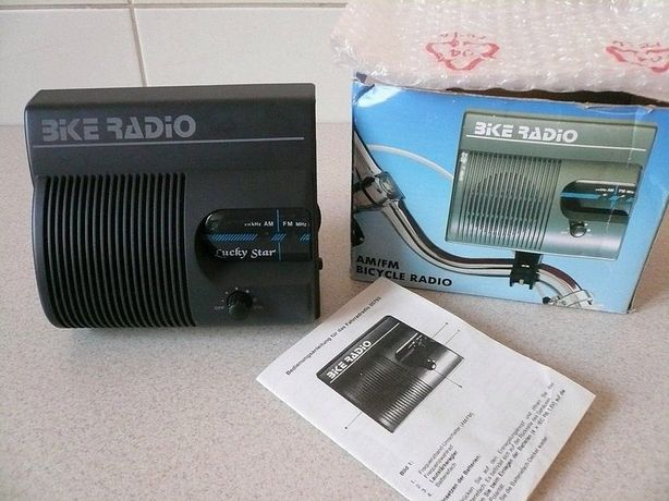 Radio Lucky Star HFM-698, NOWE.