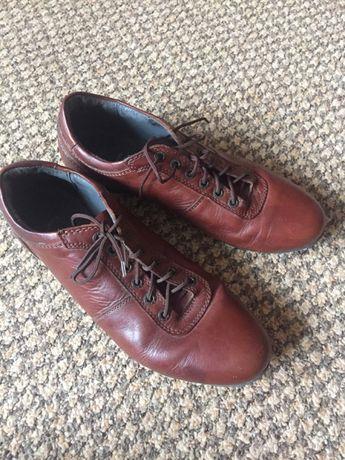 Туфли классические кожаные подростковые