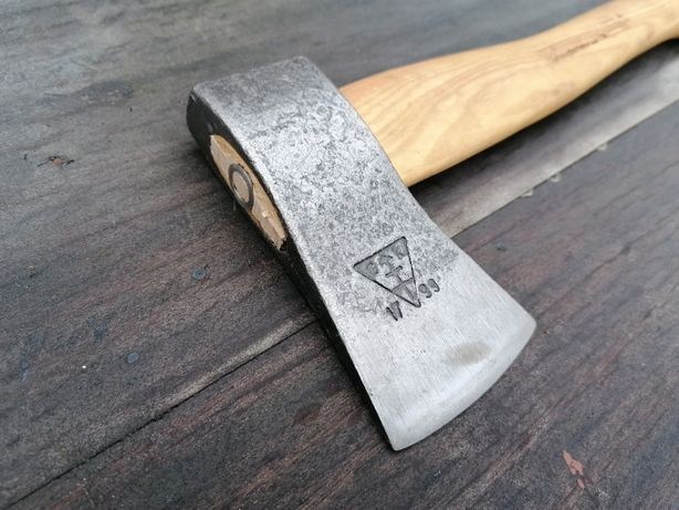Siekiera Toporek Krumpholz bushcraft Niemiecka