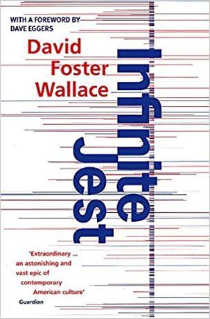 "Продам книгу David Foster Wallace ""Infinite Jest"""