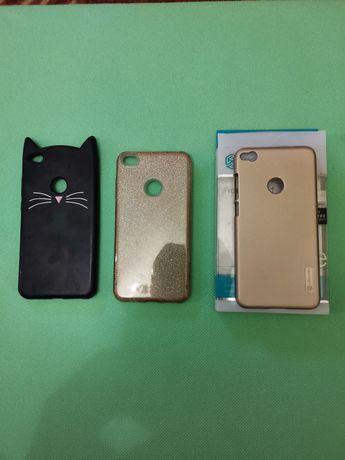 Продам чехли до Huawei P8 Lite2017. Цена за всі три.
