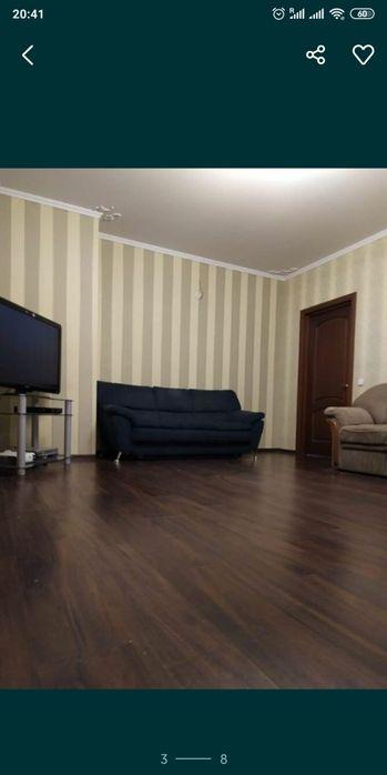 Квартира 3-х комнатная с шикарным ремонтом, Сев. Салтовка, м. Героев Харьков - изображение 1