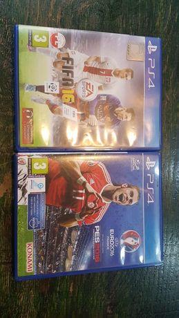 Gry FIFA 16 , 2 szt PSP 4
