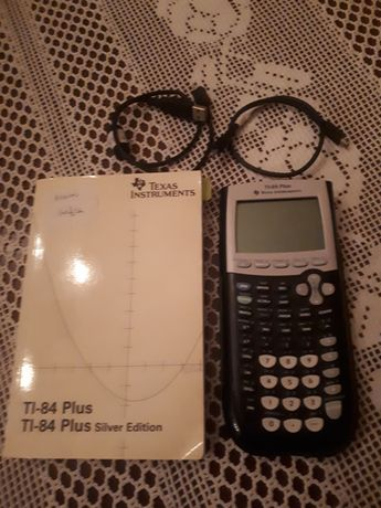 Maquina Grafica TI-84 PLUS