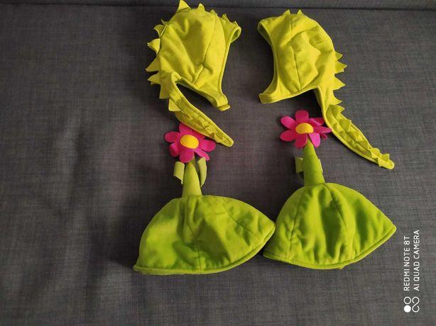 Przebranie strój karnawałowy kwiatek ikea