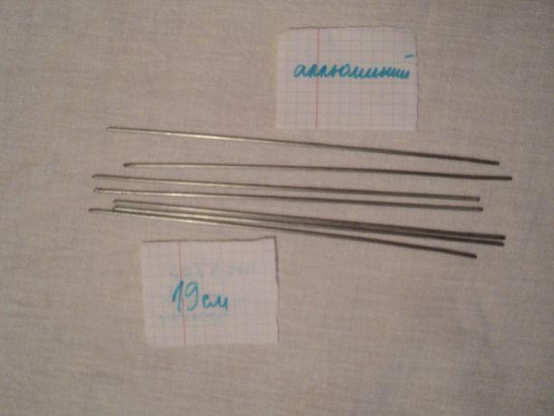 алюминиевые спицы носочные спицы вязальные спицы для вязания