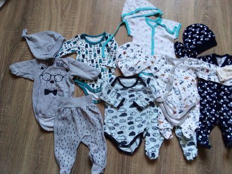 Вещи в роддом для новорождённых