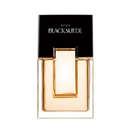 Perfume MASCULINO Black Suede AVON - 75 ml