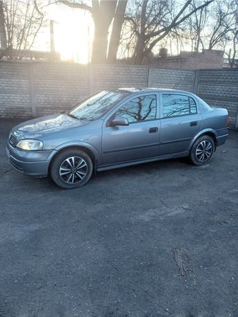 Продам Opel Astra G 2008г.