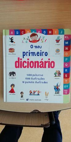 Livro para pré-escolar