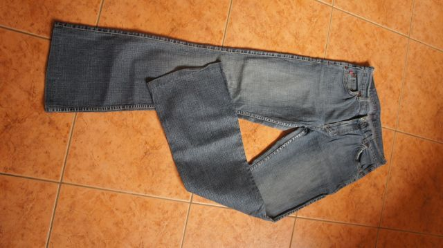 Mustang spodnie damskie 27/34