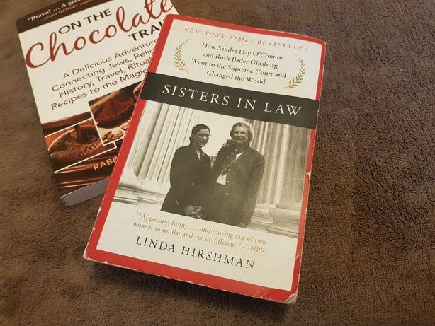 Livro Sisters in Law de Linda Hirshman Totalmente em Inglês