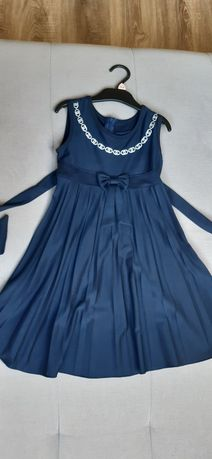 Sukienka galowa r 128