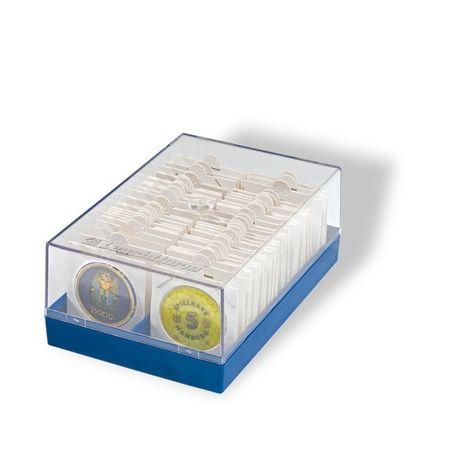 Caixa arquivadora em plástica para 100 Alvéolos - Leuchtturm
