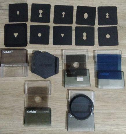 Acessórios de Câmara Fotográfica - Filtros, Anéis, Mala, Tripé