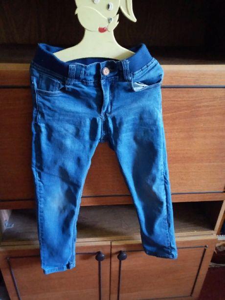 Продам джинсы в хорошем состоянии на мальчика,рост 128 см