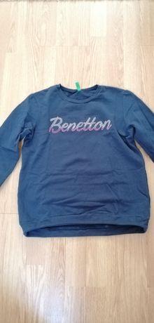 Camisola Benetton azul