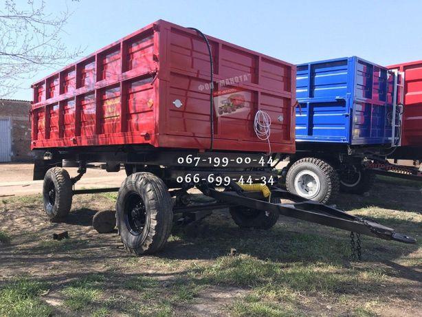 Прицеп тракторный 2ПТС-4
