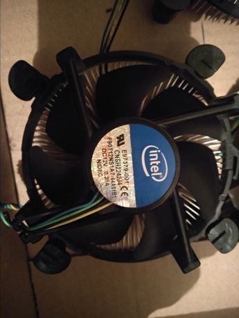 Кулєра на процесор бу