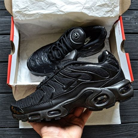 "Nike Air Max Plus Tn "" Black"""
