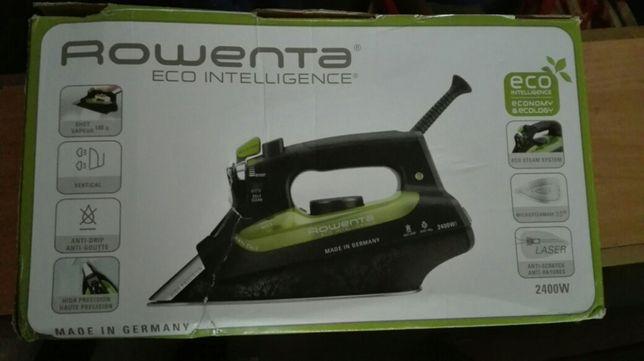 Żelazko Rowenta DW6010F1 czarno zielony
