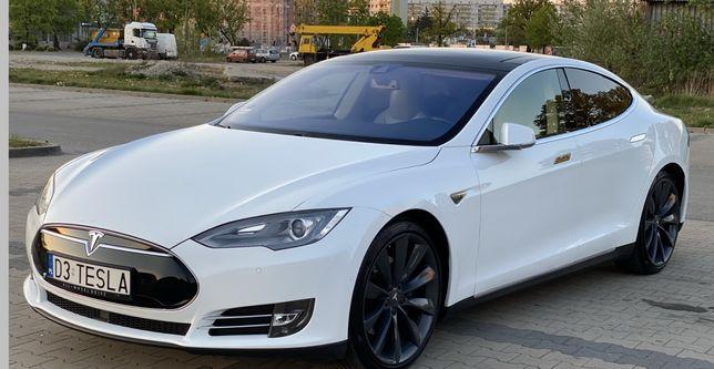 Tesla S samochód do ślubu,Turek Kalisz Konin Sieradz- 100% elektryczny