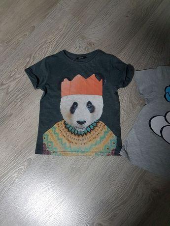 Распродажа. Крутая футболка на мальчика 4-6 лет.