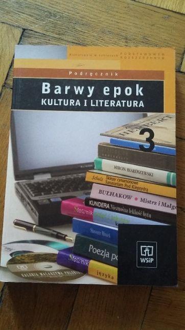 Podręcznik Barwy epok 3 Kultura i literatura