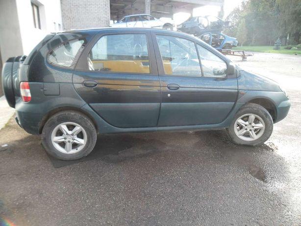 Renault Scenic RX-4 Рено сценик RX-4 по запчастям
