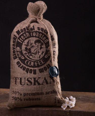 Кофе в зернах TUSKANI - образец идеального качества! Зернвой