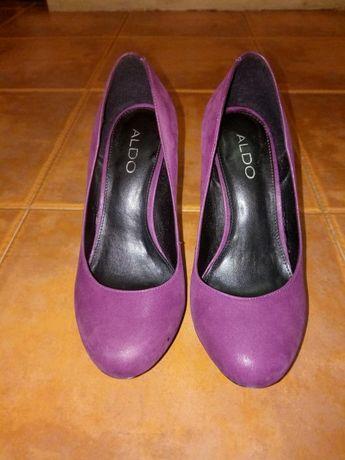 Sapatos Aldo, roxo, 37