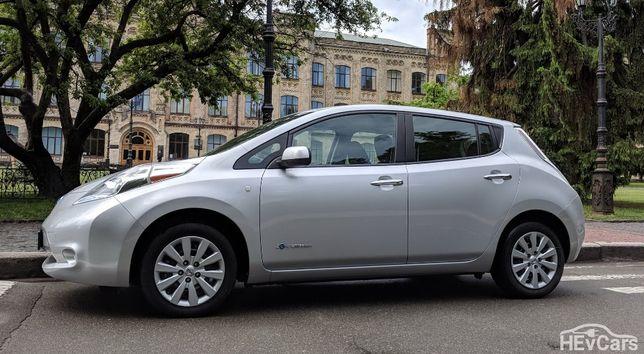 Продам электромобиль Nissan LEAF
