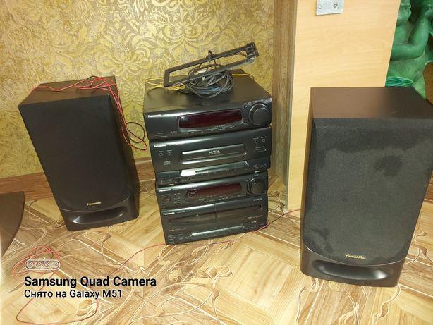 Музыкальный центр Panasonic SL-CH51