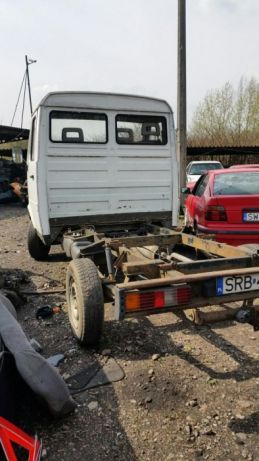 FS Lublin rama kontener zdrowy auto na części