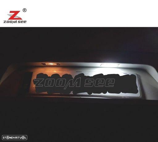 KIT COMPLETO DE 12 LÂMPADAS LED PAR OPEL VECTRA C GTS SALOON ESTATE (2003 -2008)